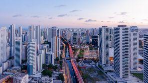 Leie bil Recife, Brazil
