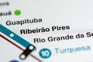 Leie bil Ribeirao Pires, Brazil