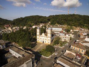 Leie bil Rio do Sul, Brazil