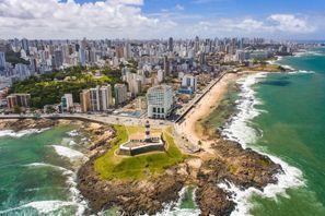 Leie bil Salvador, Brazil