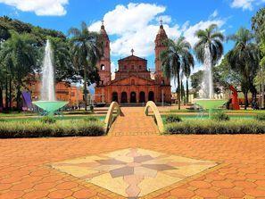 Leie bil Santo Angelo, Brazil