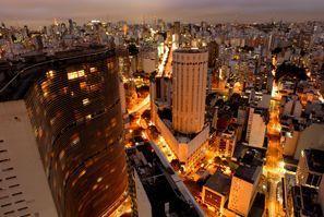 Leie bil Sao Paulo, Brazil