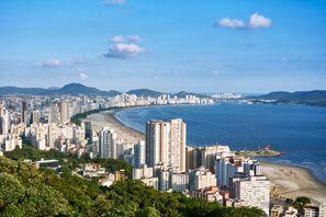 Leie bil Sao Vicente, Brazil