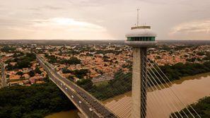 Leie bil Teresina, Brazil