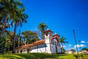 Leie bil Uberaba, Brazil