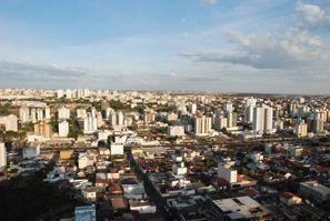 Leie bil Uberlandia, Brazil