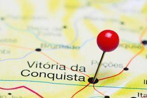 Leie bil Vitoria da Conquista, Brazil