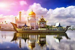 Leie bil Bandar Seri Begawan, Brunei