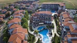 Leie bil Aheloy, Bulgaria