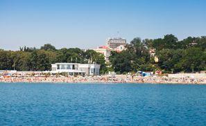 Leie bil Bourgas, Bulgaria