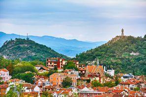 Leie bil Plovdiv, Bulgaria
