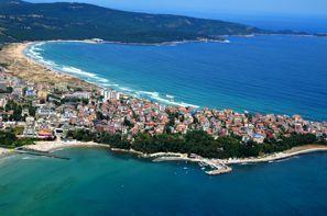Leie bil Primorsko, Bulgaria