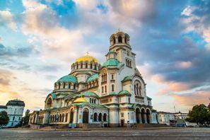 Leie bil Sofia, Bulgaria
