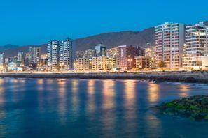 Leie bil Antofagasta, Chile