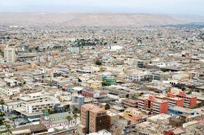 Leie bil Arica, Chile