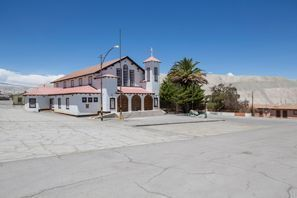 Leie bil Calama, Chile