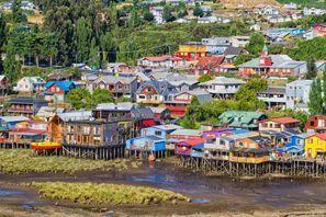 Leie bil Castro, Chile