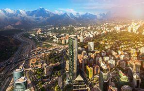 Leie bil Los Andes, Chile