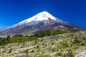 Leie bil Osorno, Chile