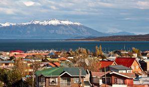 Leie bil Puerto Natales, Chile