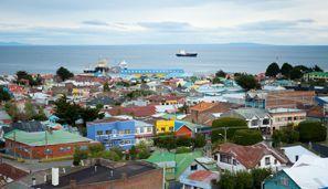 Leie bil Punta Arenas, Chile