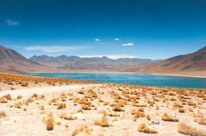 Leie bil San Pedro de Atacama, Chile