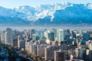 Leie bil Santiago, Chile