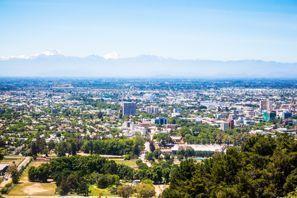 Leie bil Talca, Chile