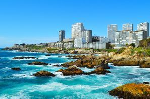 Leie bil Vina Del Mar, Chile