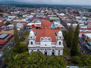 Leie bil Alajuela, Costa Rica