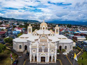 Leie bil Cartago, Costa Rica