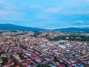 Leie bil Escazu, Costa Rica