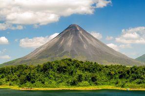 Leie bil La Fortuna, Costa Rica