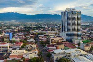 Leie bil San Jose, Costa Rica