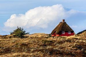Leie bil Karup, Danmark
