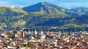 Leie bil Cuenca, Ecuador