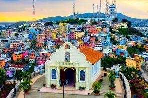 Leie bil Guayaquil, Ecuador
