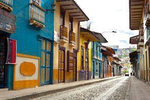 Leie bil Loja, Ecuador