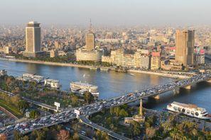 Leie bil Kairo, Egypt