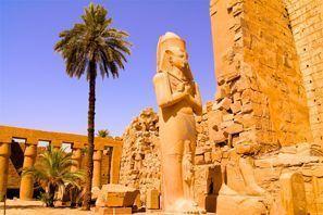 Leie bil Luxor, Egypt