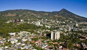 Leie bil San Salvador, El Salvador