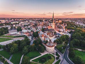 Leie bil Tallinn, Estland