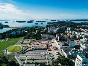 Leie bil Espoo, Finland