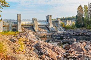 Leie bil Imatra, Finland