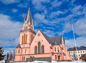 Leie bil Kemi, Finland