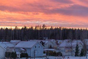 Leie bil Kerava, Finland