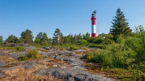 Leie bil Kokkola, Finland
