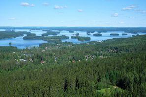 Leie bil Kuopio, Finland