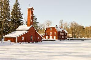Leie bil Loviisa, Finland