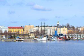 Leie bil Mikkeli, Finland